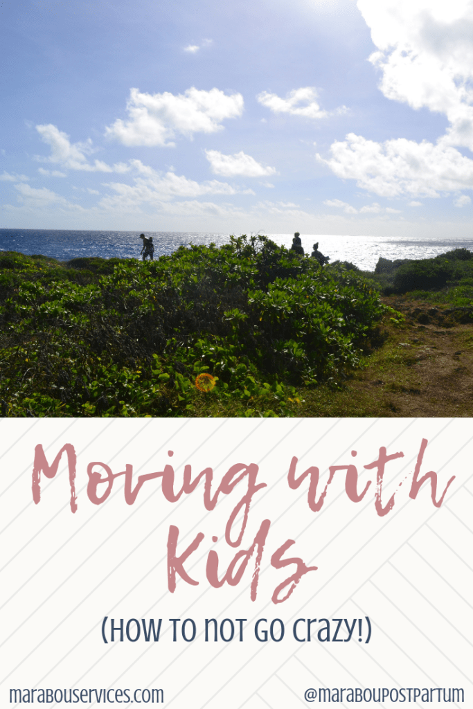 Moving with Kids (How to Not go crazy!)