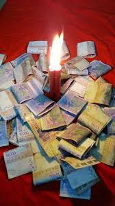 AVOIR DES MILLIONS EN 1 SEUL JOUR-PACTE D'ARGENT GRAND MARABOUT VAUDOU KOKOUVI.