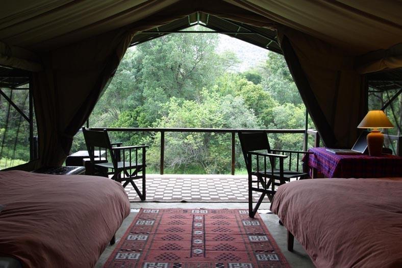 Mara Sekanani Luxury Tented Camp Masai Mara 2019