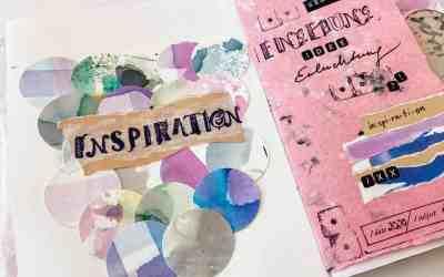 Wo finde ich Inspiration? 7 Ideen für Kreative