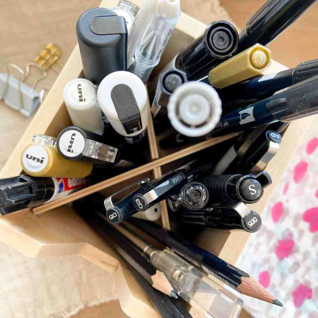 stifte-und-marker-fürs-art-journaling