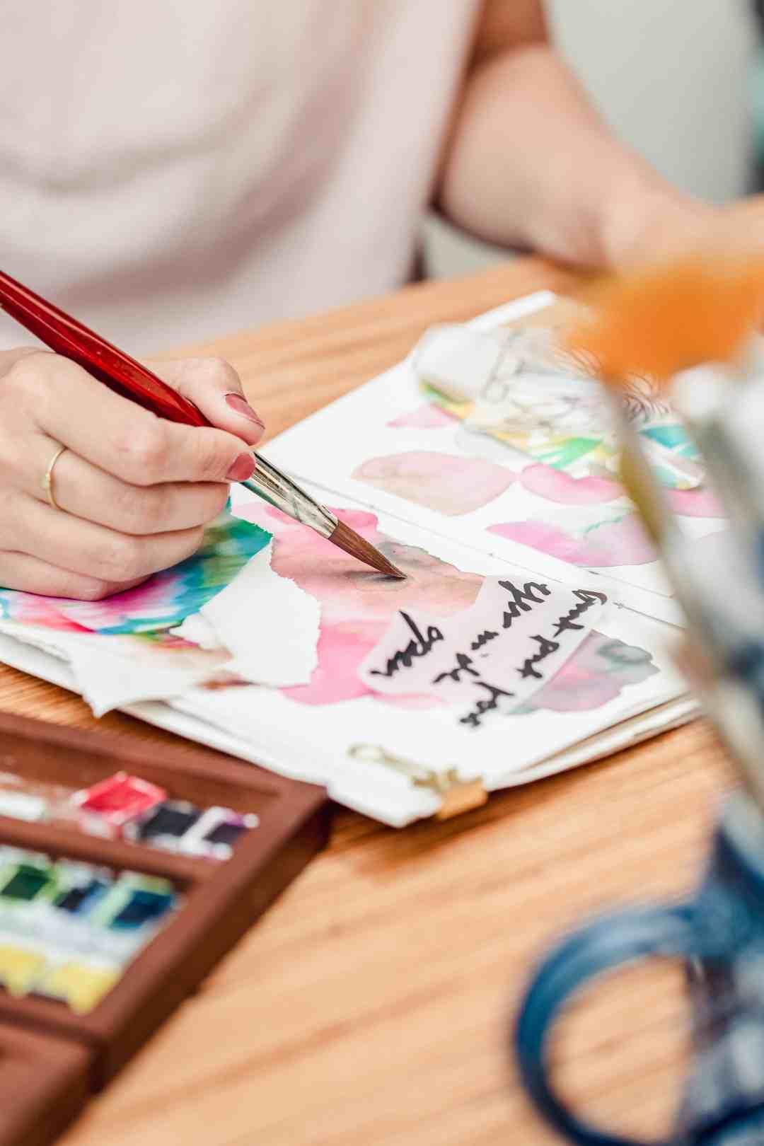 art-journaling-online-kurs