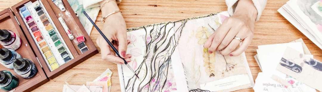 art-journaling-online-kurse