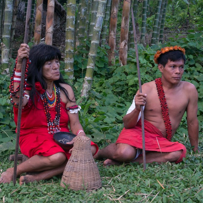 Majority of the impacted population are indigenous Awajún.