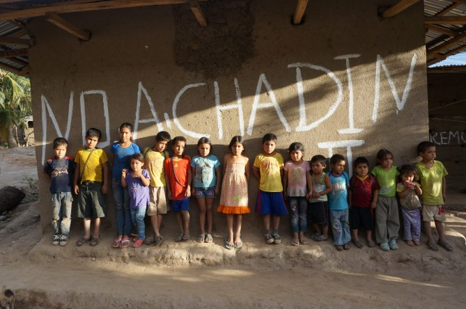 No to Chadin II. Sign our petition!