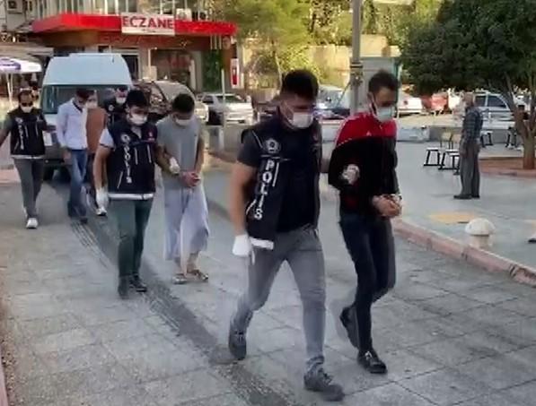 Kahramanmaraş'ta torbacı operasyonunda 2 tutuklama