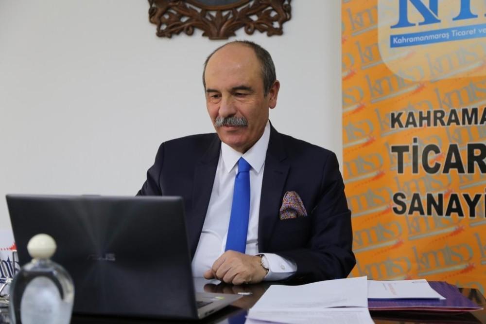 """Başkan Balcıoğlu: """"Çiçekleri görmez hale geldik"""""""