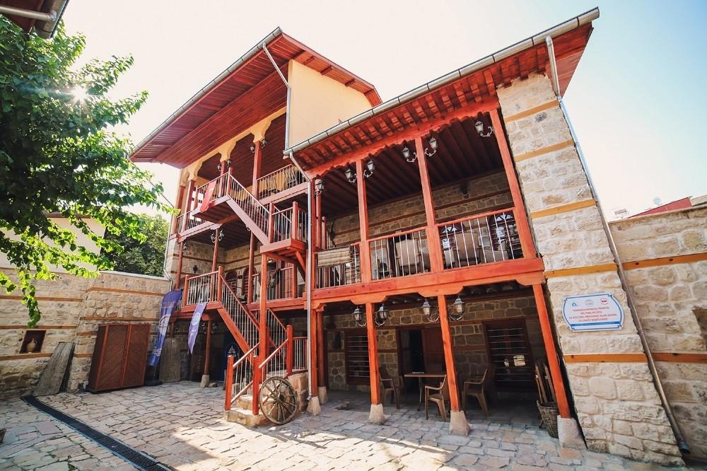 Kahramanmaraş'ın mutfak kültürü bu müzede
