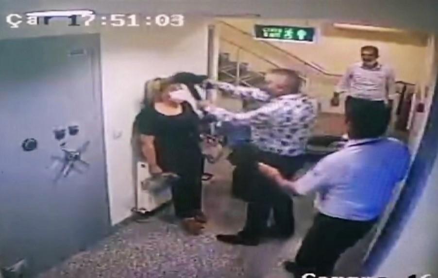 """Banka müdürünün başına silah dayadığı kadın: """"O an çok korktum, ilaç tedavisine başladım"""""""