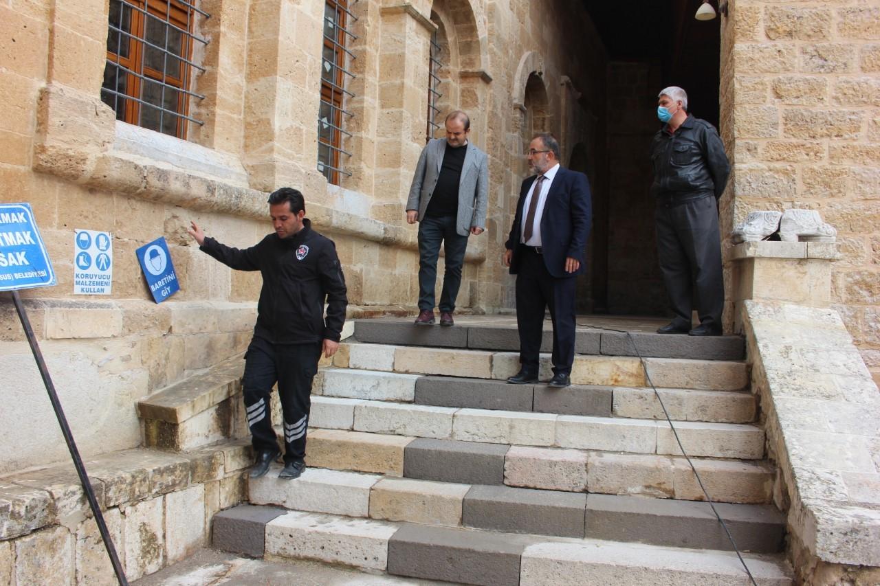 Ashab-ı Kehf'e kalıcı restorasyon
