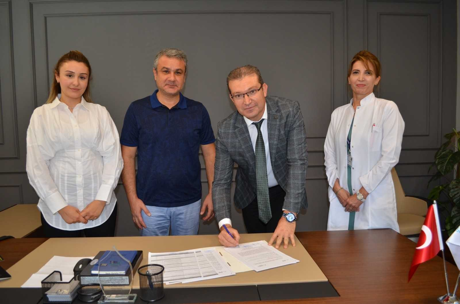 Sular Akademi Hastanesi PTT ile protokol imzaladı