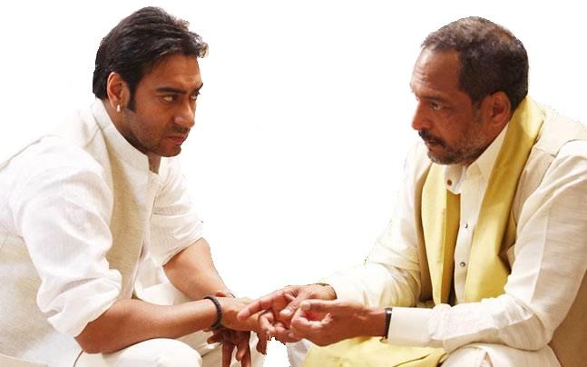 Nana Patekar to star in Ajay Devgn produced Marathi thriller