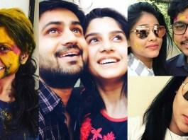 marathi celebs holi 2017