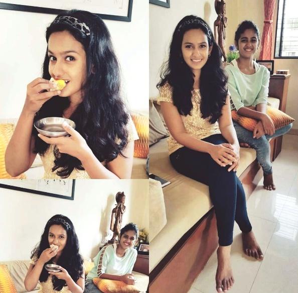 Shivani Boakar's love for Ukadiche Modak