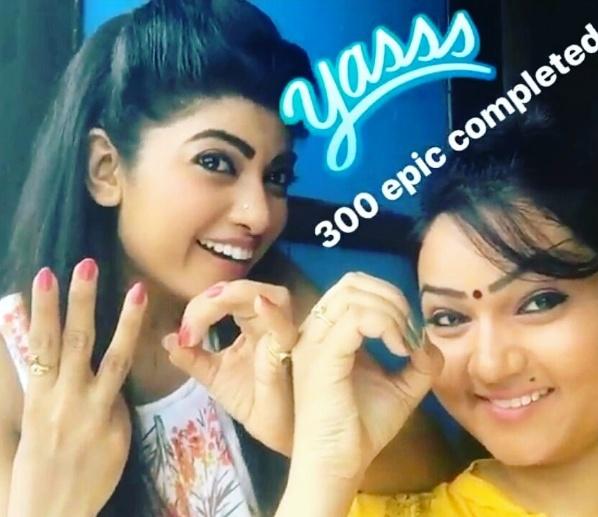 Marathi serial 'Tujhyat Jeev Ranglaha' completed 300 episodes