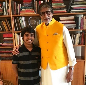 Shahenshaha of Bollywood Amitabh Bachchan on Wednesday took to Twitter, where he shared the link of the trailer of Marathi film 'Boyz'