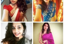 marathi actress celebs in saree style fashion actor star