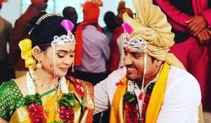 Sangram Salvi Weds Khushboo Tawde