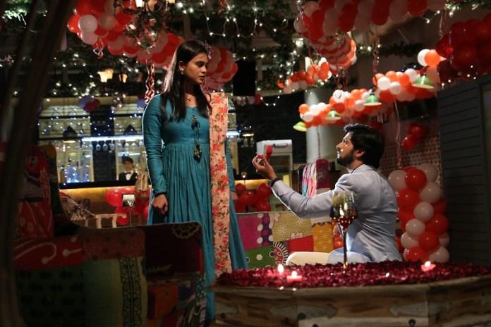 Siddharth Proposed To Anu