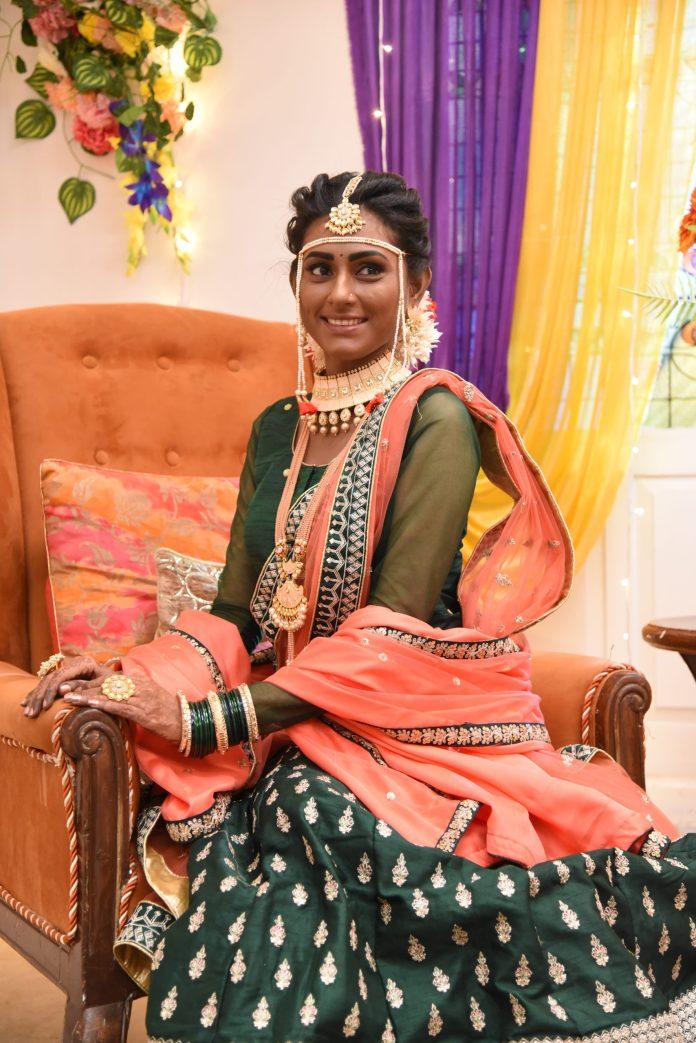 Deepa's New Look - Rang Maza Vegla