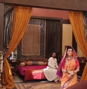 Swarajya Janani Jijamata Shoot Resumes