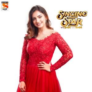 Hruta Durgule To Host Singing Star