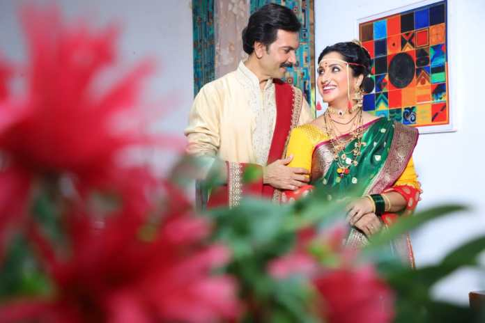 Aniruddh And Arundhati's Wedding In Aai Kuthe Kay Karte