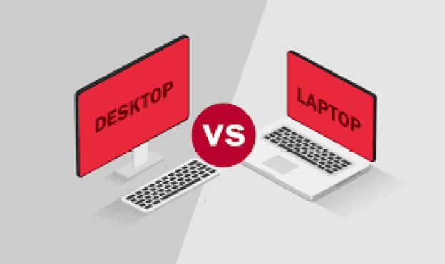 laptop vs dekstop