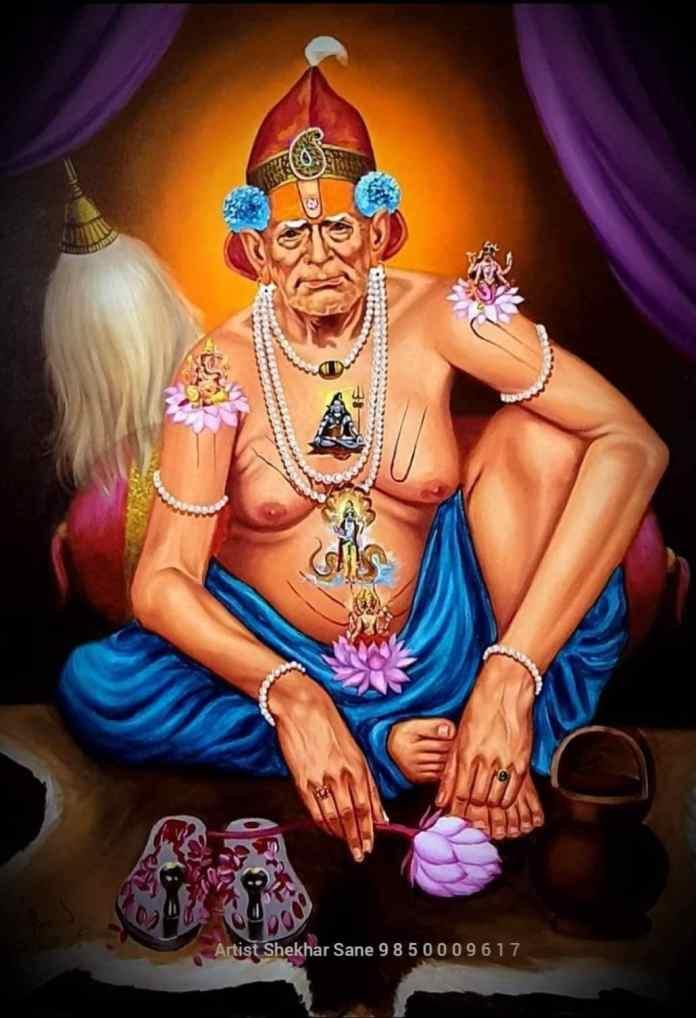 Shree Swami Samarth श्री स्वामी समर्थ – कलियुगातील दत्तावतार !