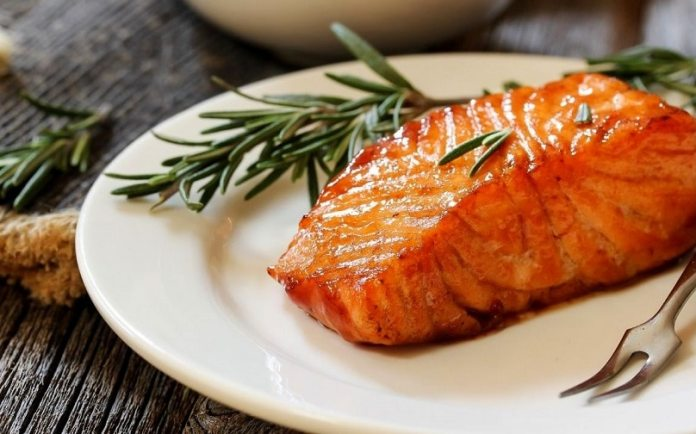 Salmon Fish fry Recipe