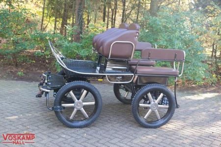 Easy-step Marathon carriage Pony Tosca
