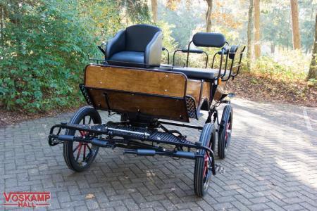 Easy-step wagonette Pandora