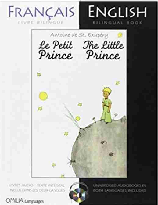 The little Prince d'Antoine de Saint Exupéry