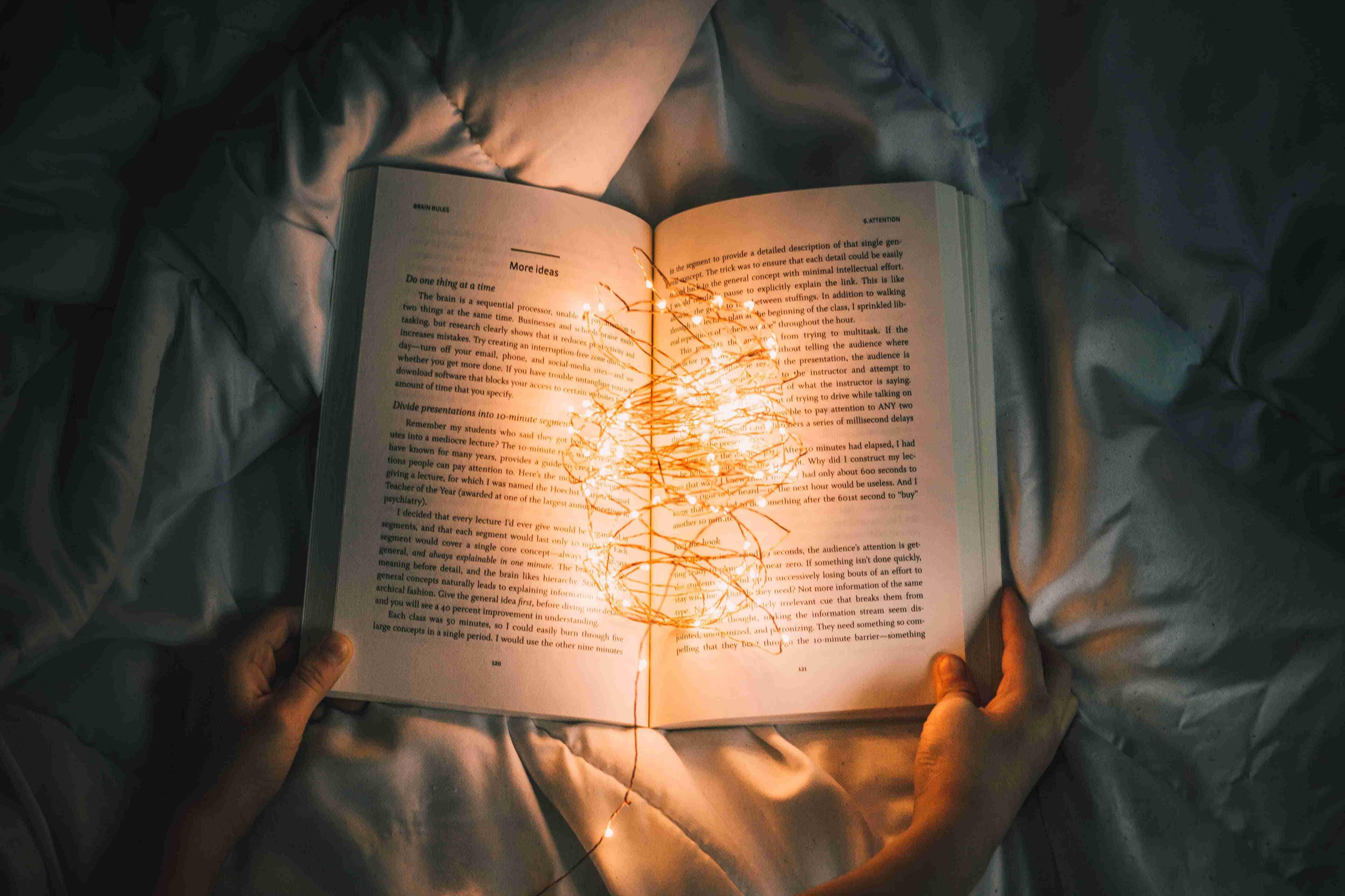 Apprendre l'anglais grâce aux livres