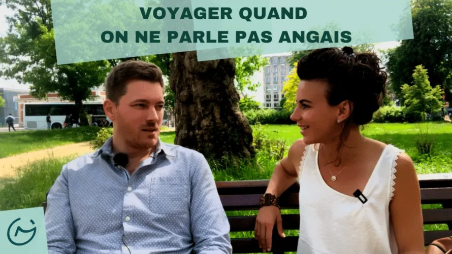 voyager quand on ne parle pas anglais