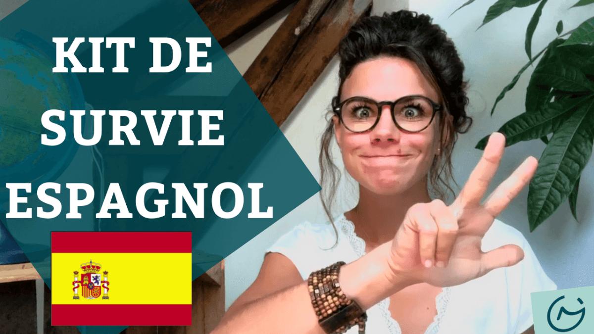 Je veux parler espagnol