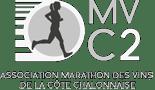 Logo de l'association du marathon des vins de la cote chalonnaise