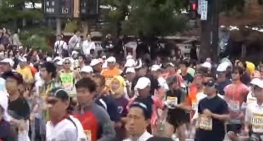 大阪マラソン コース 制限時間 関門