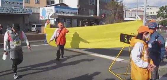 篠山マラソン 関門