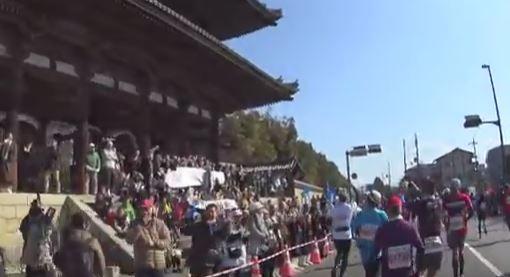 京都マラソン 駐車場