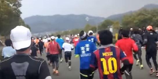 愛媛マラソン コース 高低差