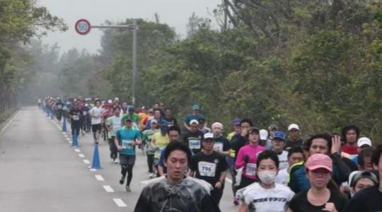 石垣島マラソン 関門