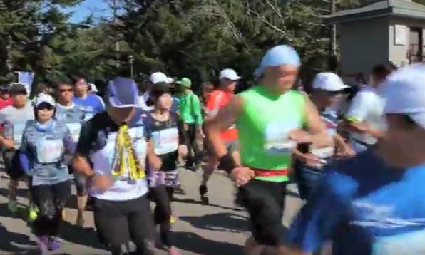 オホーツク網走マラソン 関門
