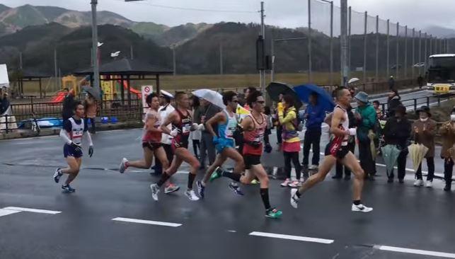 福知山マラソン 関門