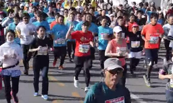2018おきなわマラソン 関門