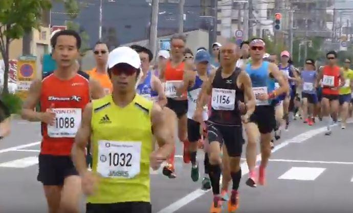 函館マラソン エントリー