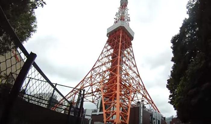 東京タワー階段競走 エントリー