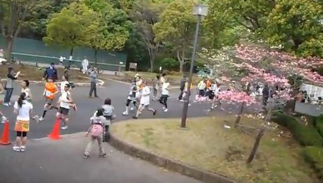 武相マラソン 関門