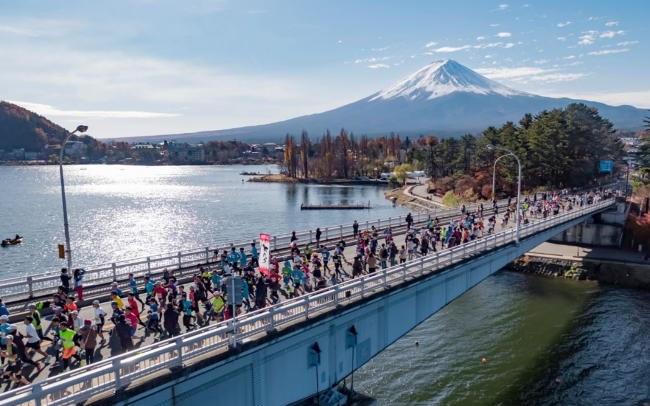 第7回富士山マラソン 関門