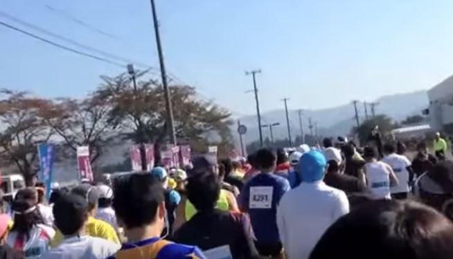 長井マラソン 関門